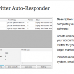 [GET] Tweeter Traffic – Twitter Auto-Responder