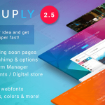[Get] Startuply v2.5.5 – Multi-purpose Responsive Startup Theme