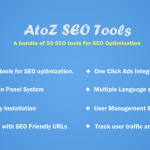 [GET] AtoZ SEO Tools v1.5 – Search Engine Optimization Tools