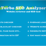 [GET] Turbo SEO Analyzer