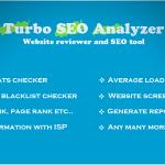 [GET] Turbo SEO Analyzer
