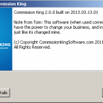 [GET] Commission King [Updated Version] [$1997 SOFTWARE]