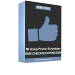 [GET] FB Group Promo Scheduler – FACEBOOK TRAFFIC CHROME EXTENSION
