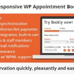 [Get] Bookly v11.0 – Responsive Appointment Booking and Scheduling Plugin