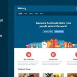 [Get] Makery v1.13 – Marketplace WordPress Theme