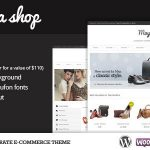 [Get] MayaShop v2.9.3 – A Flexible Responsive e-Commerce Theme