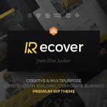 [Get] Recover v1.5.6 – Construction Building Business WordPress Theme