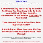 [GET][WSO]807741 Building a high converting email list of 10,000+ subscribers is this easy