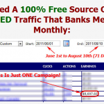 [GET] WSO – My STOOPID SIMPLE CPA Campaign made $8,697.60 in 71 days for 35 Minutes Work !