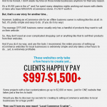 [get]wso-772179 an extra $2,497 /mo selling ecommerce sites to local businesses?