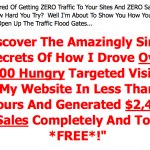 [GET] 1,000 Visitors In 24 Hours – Richard Legg & Jonathan Leger