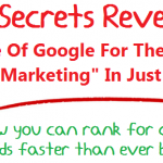 "[GET] WSO 475927 – Google Cash Booster – First Page Of Google For ""Affiliate Marketing"""