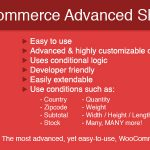 [GET] WooCommerce Advanced Shipping