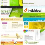 [GET] 40 Templates for Web 2.0