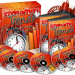 """[GET] Dynamite Trends – Uncover Untapped Niches For You To Cash In On – The Same Day!"""""""