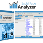 [GET] Social Page Analyzer 1.0.0.5 Cracked – Analyze Facebook Fanpages – AmaSuite 5