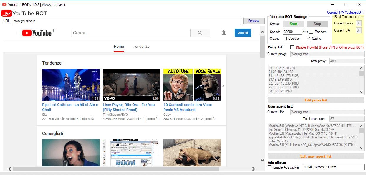 GET] Youtube BOT 1 0 2 – YouTube Views Increaser Bot – Free Cracked